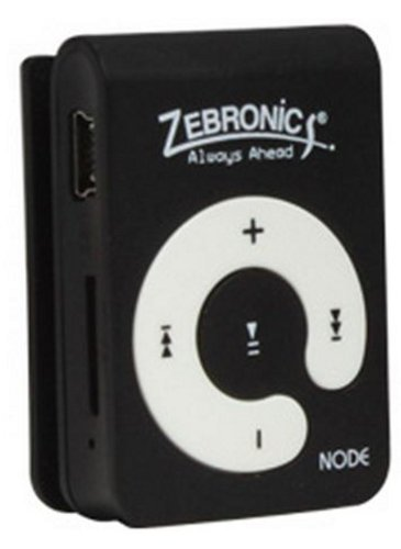 Zebronics Node MP3 Player (Black)