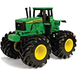 Ertl John Deere Monster Treads Shake 'n Sounds Tractor