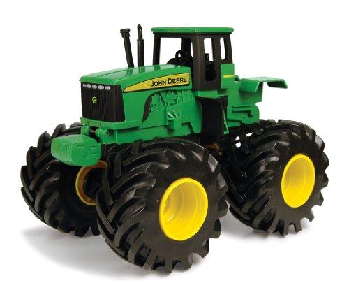 Ertl John Deere Monster Treads Shake 'N Sounds Tractor