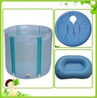 happy life Folding bathtub, Portable bathtub, Plastic bathtub ,Spa bathtub, Massage bathtub