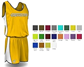 Game Gear 980 Singlet and 687 Shorts (Custom) (Call 1-800-234-2775 to order)