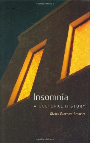 Insomnia: A Cultural History
