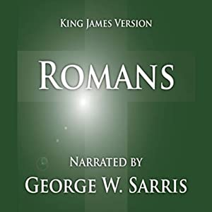 The Holy Bible - KJV: Romans Audiobook