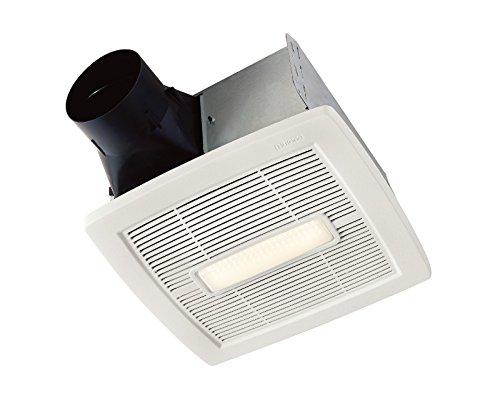 Broan AEN110L Bathroom Ventilation Fan (Broan Led Bathroom Exhaust Fan compare prices)