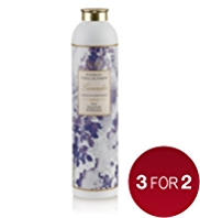 Floral Collection Lavender Talcum Powder 200g