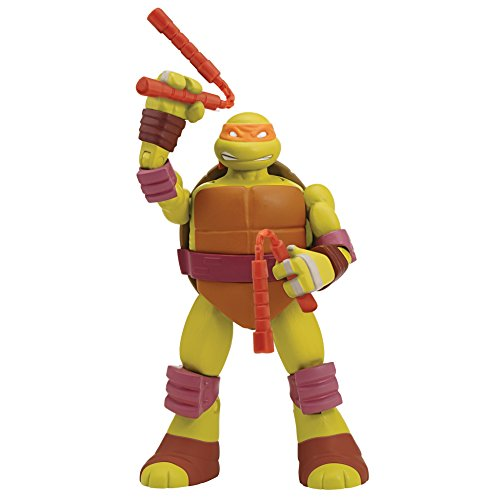 Teenage Mutant Ninja Turtles Head Droppin' Michelangelo Figure Action Figure