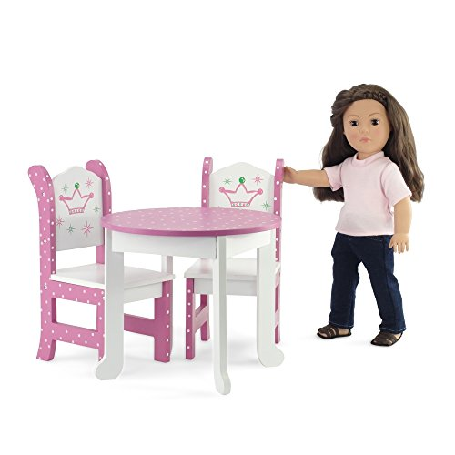 18 inch doll furniture fits american girl dolls 18 for Garden tools for 18 inch doll