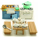 Sylvanian Families Rustic Kitchen Furniture