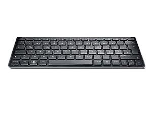 Fujitsu LX360 Bluetooth-Tastatur (80-Tasten, Deutsch)