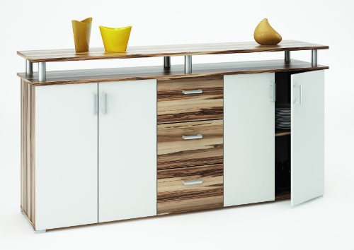 anrichte kommode sideboard sharon preisvergleich shops. Black Bedroom Furniture Sets. Home Design Ideas