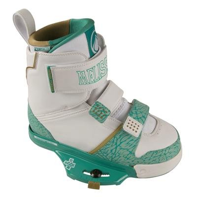 Image of Liquid Force Melissa Wakeboard Bindings Women's 2012 - 9-11 (B006FKOM4E)