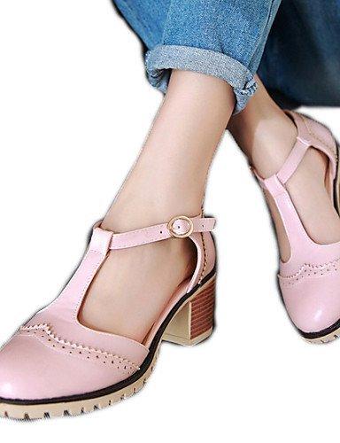 LFNLYX Scarpe Donna-Sandali / Scarpe col tacco / Ballerine / Sneakers alla moda / Ciabatte / Solette interne e accessori-Matrimonio / Ufficio e , pink , us8.5 / eu39 / uk6.5 / cn40