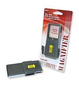 Carson PO-25 MiniBrite Pocket Magnifier