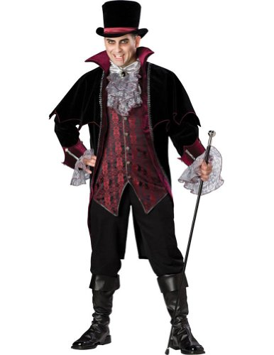 Vampire Of Versailles 2X Adult Mens Costume