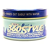 Lusters S Curl 360 Wave Control Pomade 3oz (2 Pack)