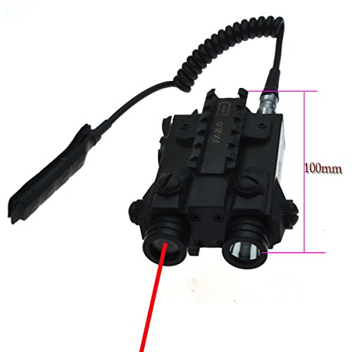HFIRE Military Level Tactical Compact Red Laser