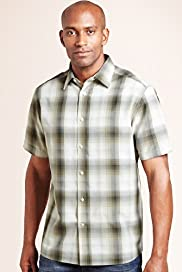 XXXL Blue Harbour Tonal Check Shirt with Modal
