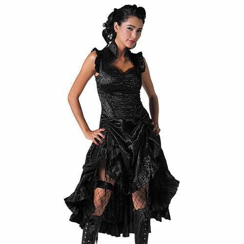 Living Dead Souls INNOCENT DRESS black S