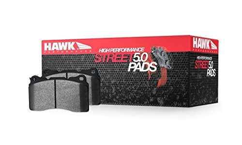 Hawk Performance HB143B.680 HPS 5.0 Disc Brake Pad motorcycle front and rear brake pads for yamaha fzr 400 fzr400 rrsp rr 1991 1992 brake disc pad