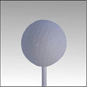 Golfball Designer Lollipops