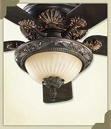 Quorum 1230-888 Two Light Kit, Madeleine Corsican Gold Finish