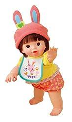 ぽぽちゃん お人形 やわらかお肌のよちよちぽぽちゃん うさぎファッション