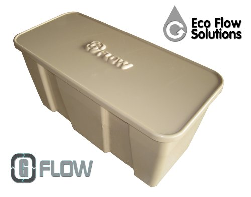 G-flow Multi Purpose Pump Station: Grey Water Diverter (Gray Water), Drainage Pump Station or Rainwater Diverter