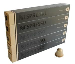 Order 50 Dulsão do Brasil Nespresso Capsules Espresso Lungo from Nestlé