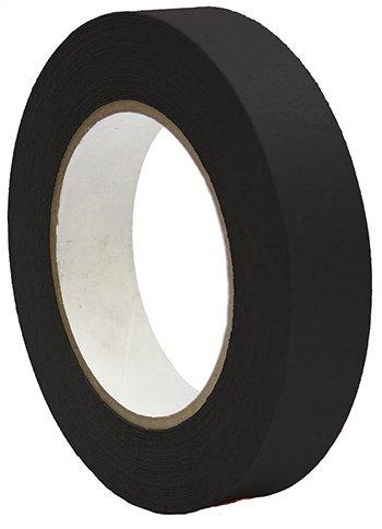 Dss Distributing DSS4616B Premium Masking Tape Black 1X60Yd