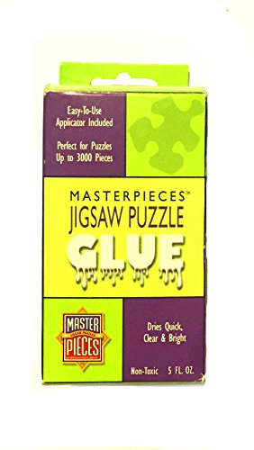 Puzzle Glue-4 Ounces - 1