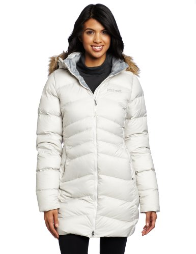 097d4b876 Marmot Women's Montreal Insulated Down Coat - Whitestone, X-Small ...