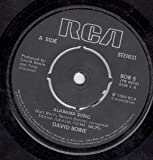 David Bowie Alabama Song / Space Oddity [7