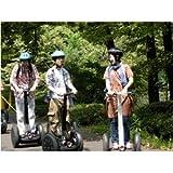 【埼玉】セグウェイ 2名様自然体験ツアー in 国営武蔵丘陵森林公園【ご利用券】