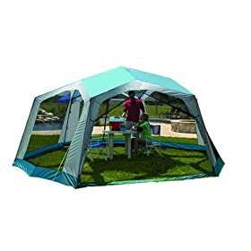 Texsport Party Hut 17-Foot by 15-Foot Screen Arbor