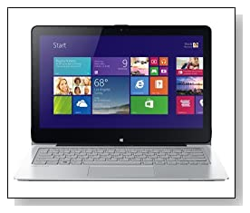 Sony Vaio Flip SVF11N13CXS 11.6 inch FHD IPS Touchscreen Review