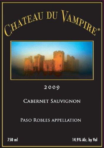 2009 Chateau Du Vampire Cabernet Sauvignon 750 Ml