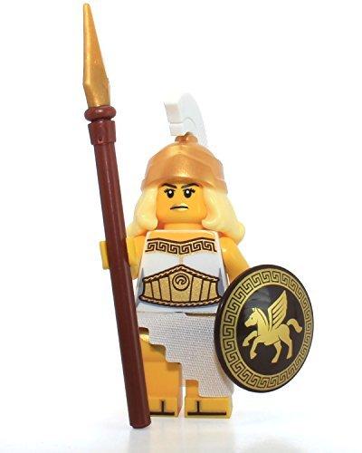 LEGO Series 12 Collectible Minifigure 71007 - Battle Goddess - 1