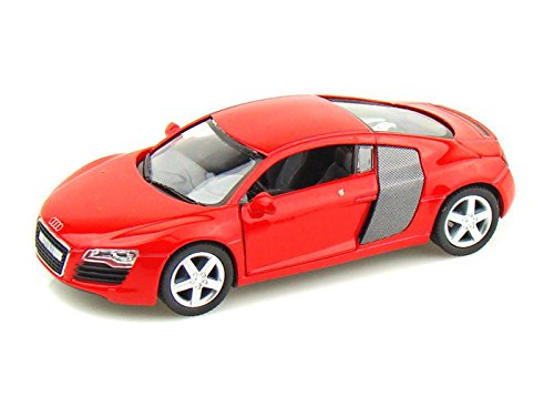 Audi R8 1/36 Red - 1