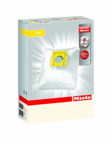 Miele Type K Intensiveclean Plus Filterbags - Kk S140-S168; S190-S198