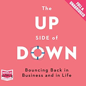 The Up Side of Down Audiobook