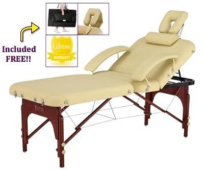 Master Massage SpaMaster 30' LX Portable Massage Table Bundle
