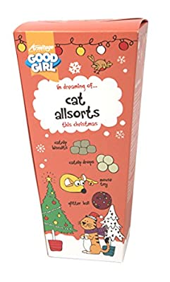Cat Allsorts Christmas Treats for Cats and Kittens (10685)