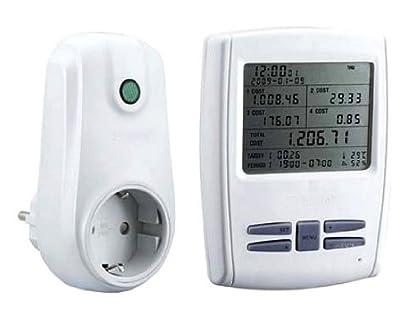 Hilti Entfernungsmesser Xl : Funk doppel energiekosten messgerät digital leistungsmesser