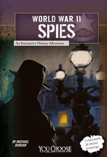 History Books Spy History by