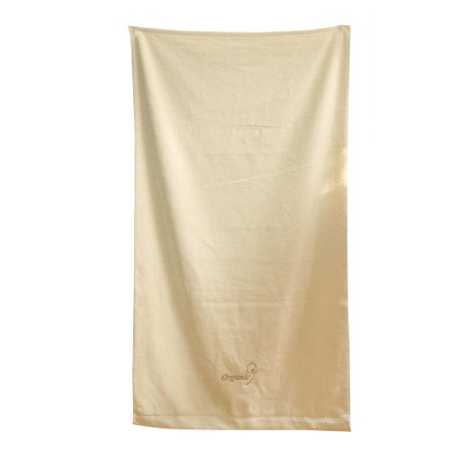 "100% Organic Cotton Terry Bath Towels , 49"" X 26"" front-1049979"
