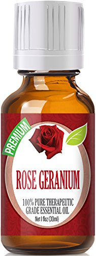 Rose Geranium (30ml) 100% Pure, Best Therapeutic Grade Essential Oil - 30ml / 1 (oz) Ounces
