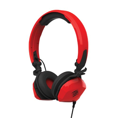 Mad Catz F.R.E.Q. M Mobile Stereo Headset For Pc, Mac And Mobile Devices