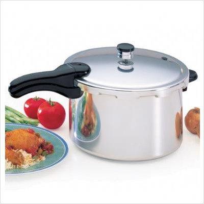 - 8 Qt. Aluminum Pressure Cooker by Presto by Presto