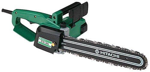 [해외]히타치 코키 전기 체인 CS35을 보았다/Hitachi Koki electric chain saw CS35
