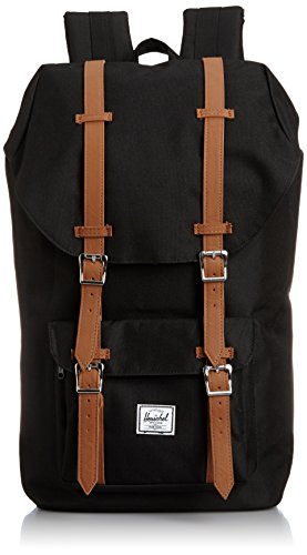 Herschel Supply Co. Little America Backpack, Black, One Size